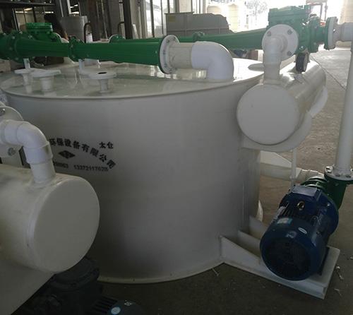 双级水喷射真空泵机组
