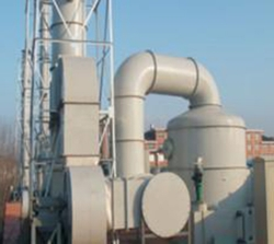 填料吸收塔