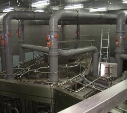 饮料厂废气处理